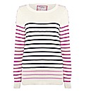 Alice Collins Stripe Jumper