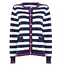 Alice Collins Stripe Cardigan