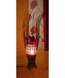 Tulip In Bloom Floor Lamp