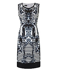 Gerry Weber Baroque-print Shift Dress