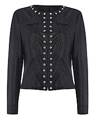 Gerry Weber Mock Suede Jacket