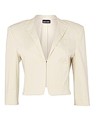 Gerry Weber Sateen Crop Jacket