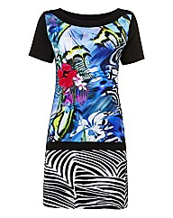 Betty Barclay Multi-print Jersey Tunic