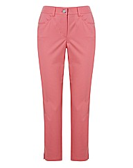 Basler Stretch Crop Trousers