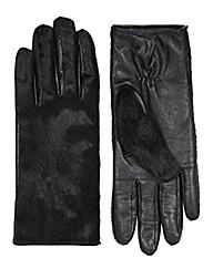 Markberg Ponyskin & Leather Gloves