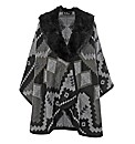 Pia Rossini Aztec Cape
