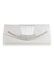 Jane Shilton Diamante Clasp Clutch