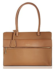 Modalu Leather Tote Bag
