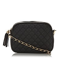 Gray & Osbourn Quilted Leather Bag
