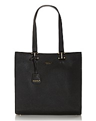 Modalu Textured Leather Tote
