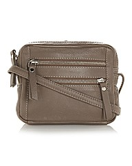 Markberg Leather Cross Body Bag