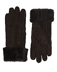 Gray & Osbourn Sheepskin Gloves