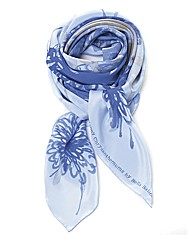 Bella Ballou Bloom Silk Scarf