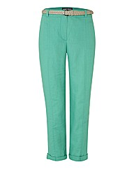 Gerry Weber Ankle-length Linen Trousers