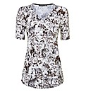 Betty Barclay Safari Tunic Top