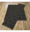 Checked Flatweave Runners & Rugs