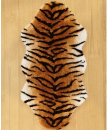 Faux Fur Animal Print Hide
