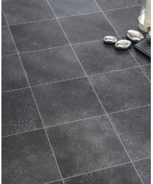 Toulouse Tile Effect Vinyl Flooring