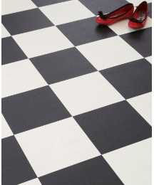Moderna Tile Effect Vinyl Flooring