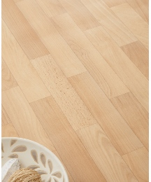 Beech Plank Effect Vinyl Flooring
