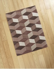 Illusion Acrylic Large Rug
