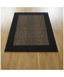 Leopard Flatweave Runner & Rugs