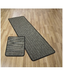 Flash Stripe Gel Back Kitchen Mat