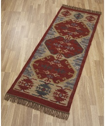 Kasbah Traditional Kilim Wool Rug&Runner