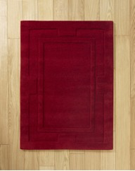 Pippa Luxury Handmade Wool Large Rug