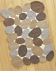Pebble Wool Large Rug