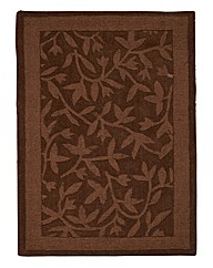 Autumn Leaves Wool Rug