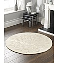 Clara Carved Wool Rug