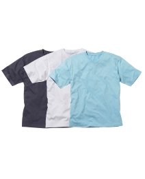 Premier Man Pack of 3 V Neck T-Shirts