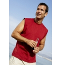 Premier Man Pack of 3 Muscle T-Shirts