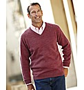 Southbay V Neck Sweater Long