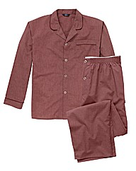 Premier Man Plain Pyjamas