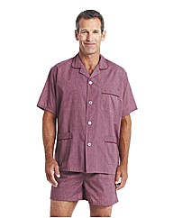 Premier Man Pyjama/Shorts Set