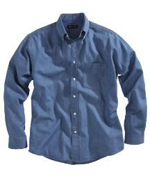 Southbay Long Sleeve Denim Shirt Long