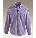 Premier Man Long Sleeve Oxford Shirt