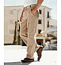 Southbay Cotton Cargo Trousers 31in