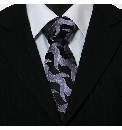 Sorrento Woven Swirl Tie