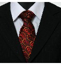 Knightsbridge Woven Swirl Tie