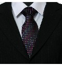 Knightsbride Woven Stripe Tie