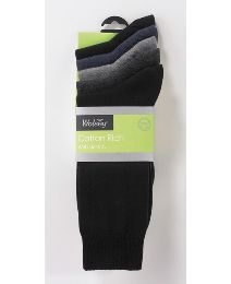 Morley Five Pack Cotton Rich Socks