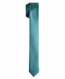 Kensington Slim Width Plain Tie - 4cm
