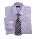 Rael Brook Boxed Plain Shirt and Tie Set