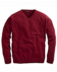 Williams & Brown V-Neck Sweater