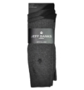 Jeff Banks Pack of 3 Rib Heel/Toe Socks
