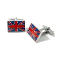 Pair of Union Jack Cufflinks