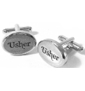 Pair of Wedding Usher Cufflinks